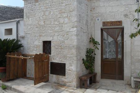 Holiday home in trulli Alberobello - Alberobello - Rumah