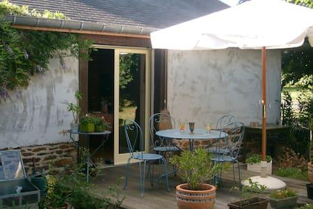 chambre dans maison individuelle - Moigné - Le rheu
