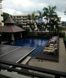 Luxurious apartment on the beach - Pattaya