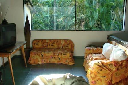 Casa 3 - Chalé Bamboo em Pauba