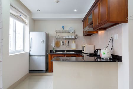 DigiPadz F4R3 - Phu My Hung Studio Apartment - サービスアパートメント