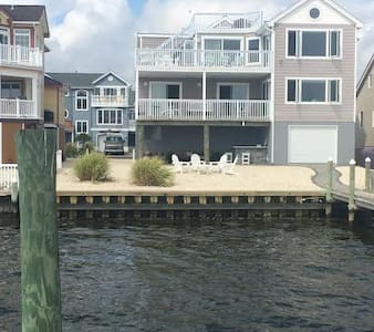 Bayfront Dream House - LBI - Σπίτι