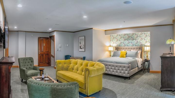 Nunan Suite 1 at the Historic Nunan Estate