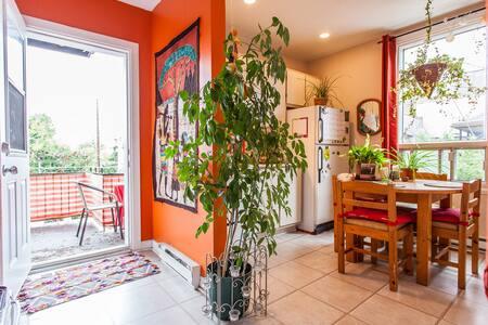 Warming & cosy 1 bedroom apartment