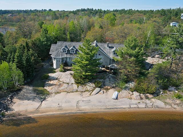 Luxury Retreat on Georgian Bay