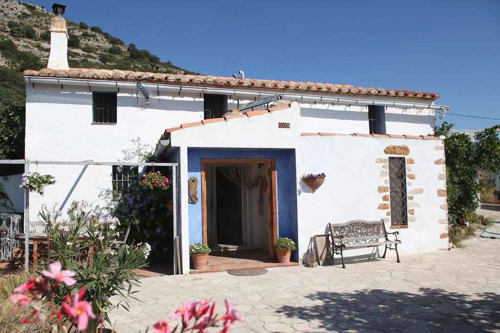 Traditional Spanish Farmhouse