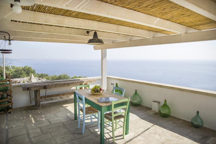 Suite - Casa De Vita (amazing view on the coast)