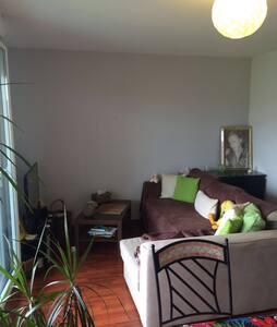 Chaleureux T2 - Frouzins - Wohnung