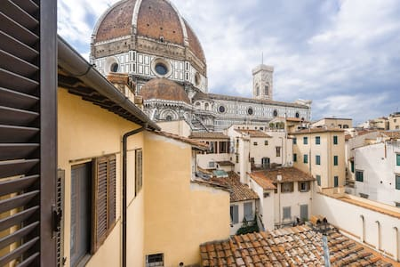 Florence city view apartment - Florenz - Wohnung