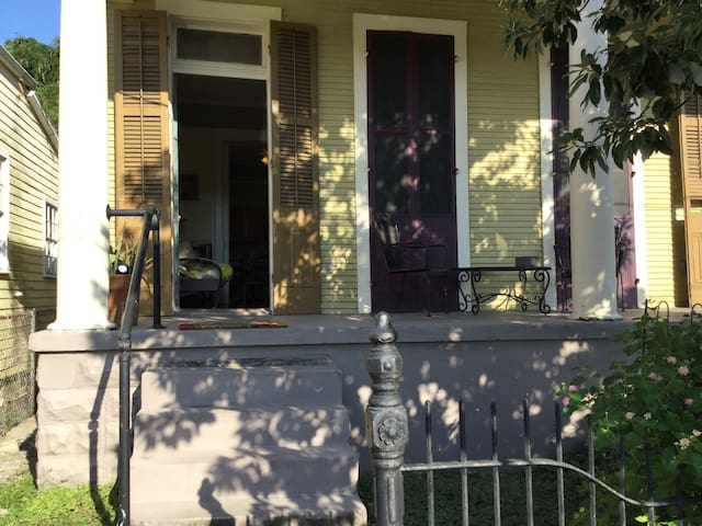 Fun 1 bedroom in historic 7th ward apartments for rent - One bedroom apartments in new orleans ...