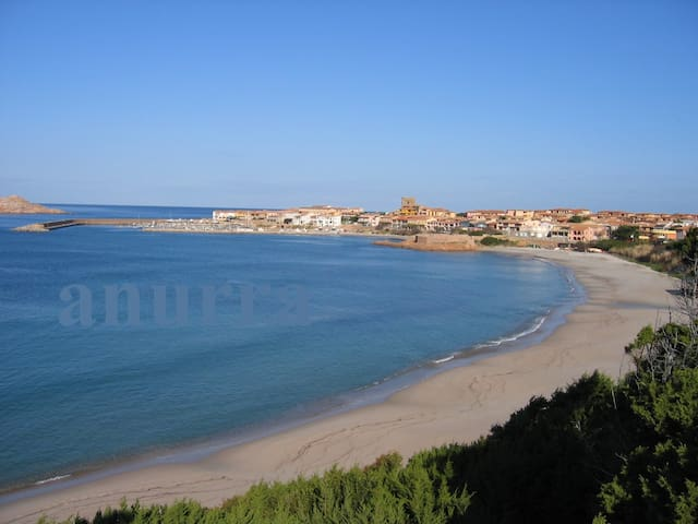 Sardinia Isola Rossa-30m from sandy beach-APT3 - Isola Rossa - Flat