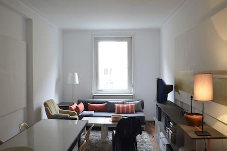 1,5 room /historic neighbourhood - Stuttgart - Apartemen