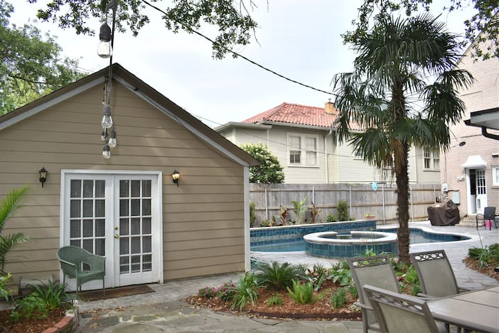 Centrally located, beautiful guest house.