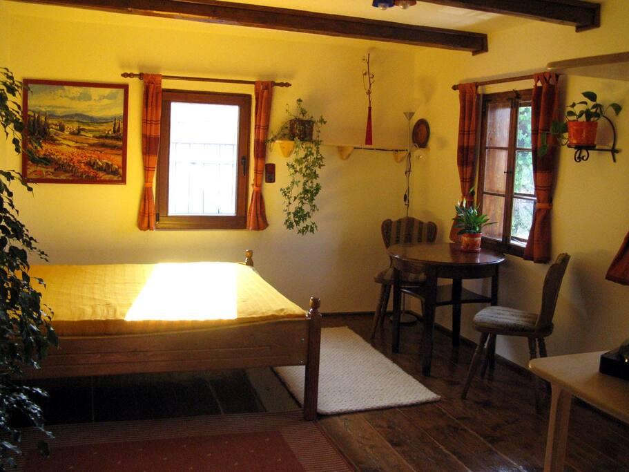 • Casa Nicu • at the food of the Carpathian Mountains near Sibiu, Transylvania