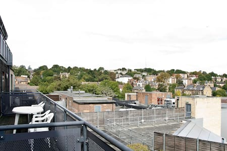 Amazing views and private balcony - London