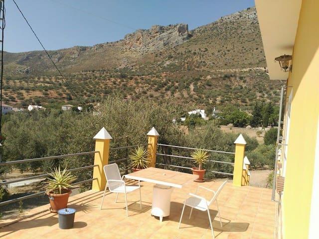 gezellige knusse vakantiewoning - Alcaucín - Apartment