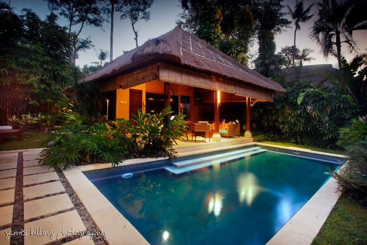 Eat Pray & LOVE our Bali home! - Canggu - Villa