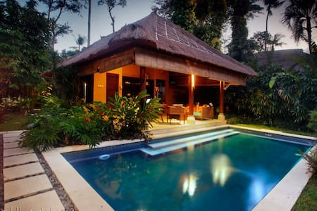 Eat Pray & LOVE our Bali home!