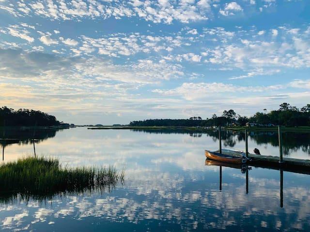 Creekside Crofter- private retreat