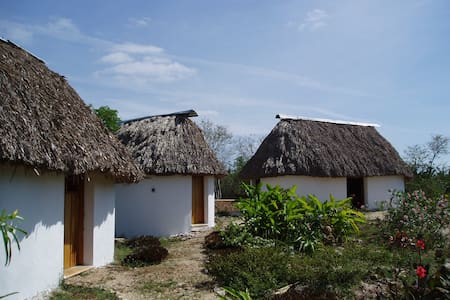 Sac Nicte - mayan village rental