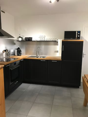 Grand  appartement cosy bourget du lac