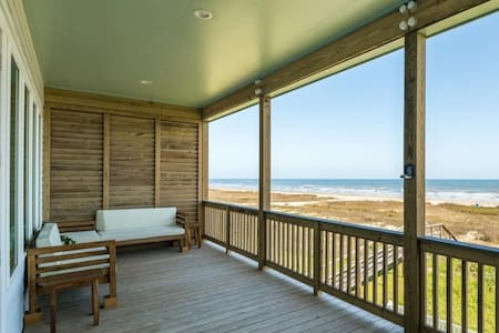 FRONT ROW- Beachfront Bliss- Steps from the Ocean!