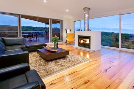Beachside Paradise - Cape Schanck - Hus