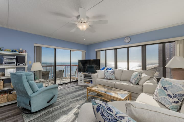 Rainbow 1003 - Newly-Renovated Oceanfront!