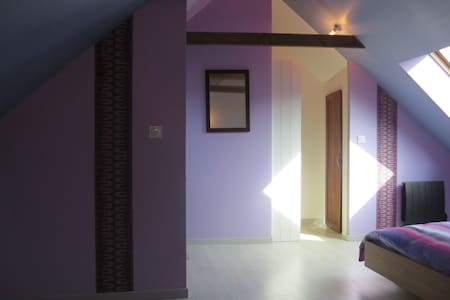 Maison  3 chambres avec jardin. - Plourhan