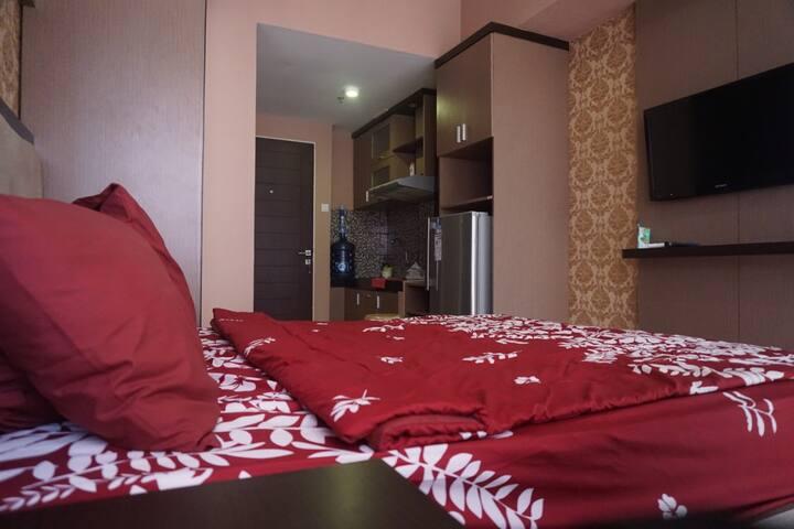 Malioboro City Apartment - Studio A2-18