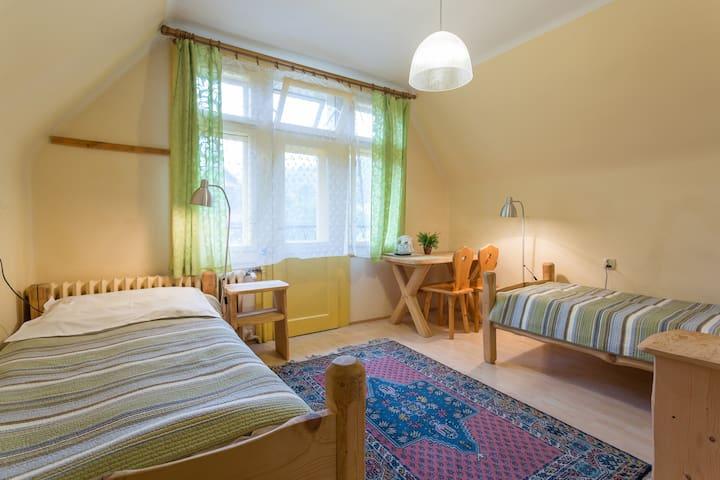 ZAKOPANE FOR RENT 2 ROOMS Suite - Zakopane - House