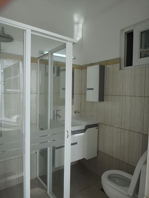 Private bath and Toilet