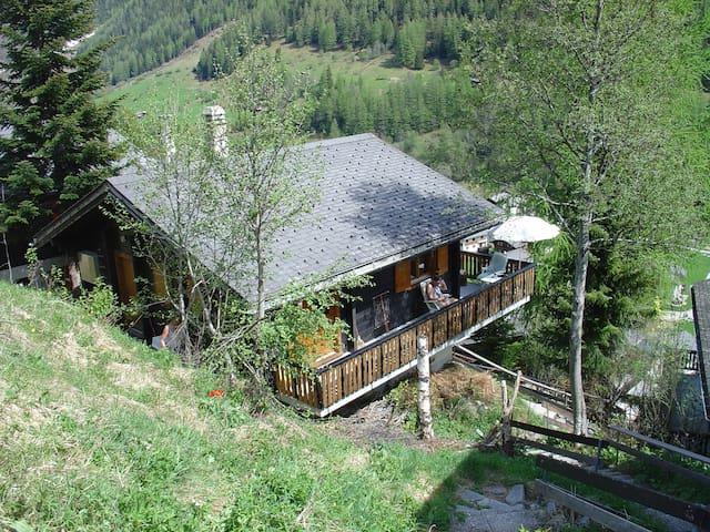 Chalet 'Het Behouden Huis' - Kippel - House
