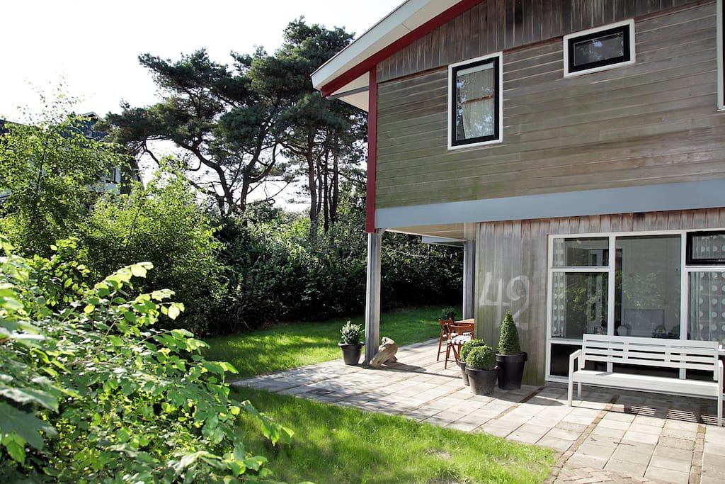 Appartement met sauna huizen te huur in schiermonnikoog for Huizen te koop friesland
