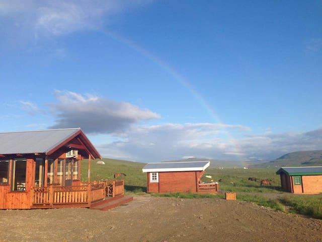 Lýtingsstaðir- comfortable cottage