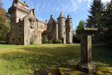 Tower Apartment Blackcraig Castle - Ballintuim