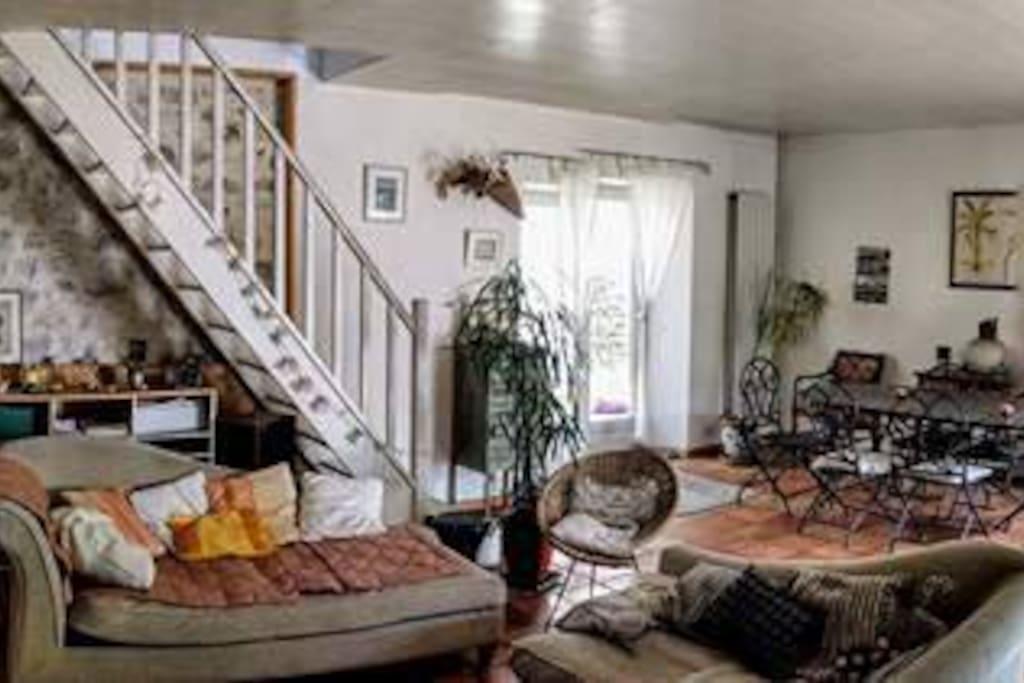 1 chambre d 39 h te dans charentaise au calme chambres d 39 h tes louer la rochelle nouvelle. Black Bedroom Furniture Sets. Home Design Ideas