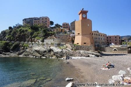 Isola d'Elba ideale per 3 persone - Rio Marina ISOLA D'ELBA - Bed & Breakfast
