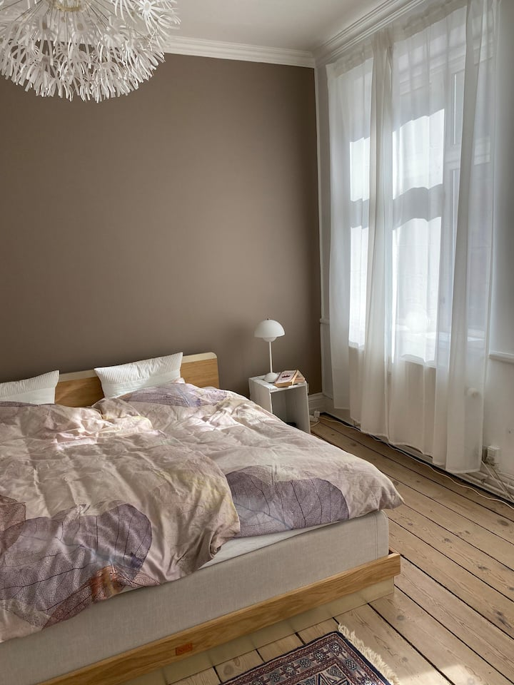 """""""Hyggelig"""" apartment in the heart of Odense City."""