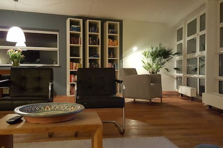 Nice Modern appartment close to Markethall - Rotterdam