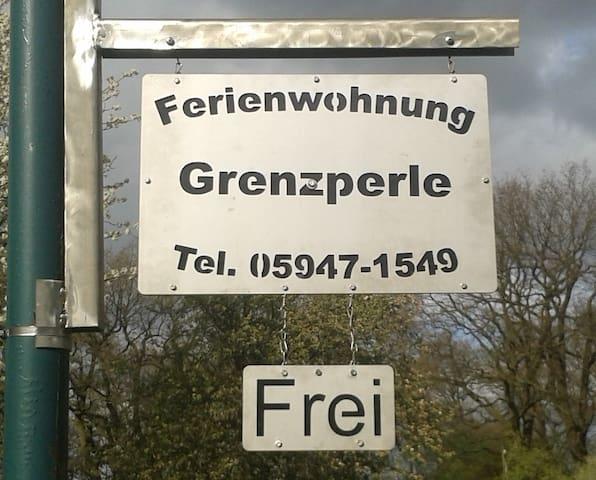 Grenzperle - Laar - Apartament