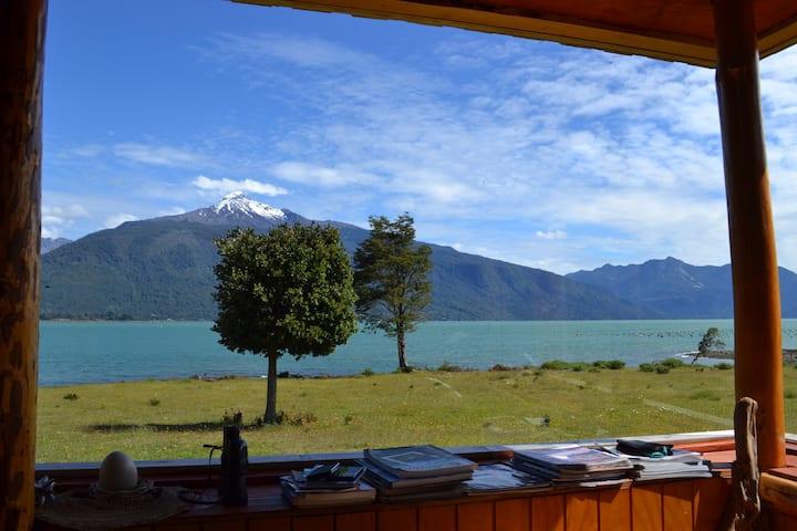 Disfruta de la Patagonia en Termas de Sotomó