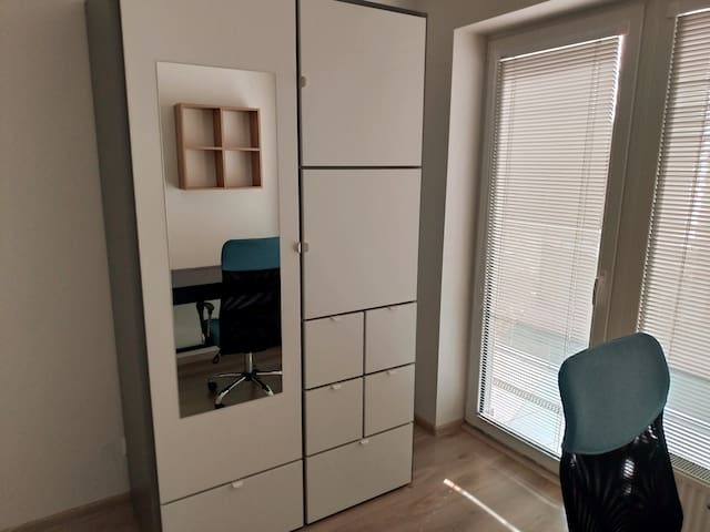 Luxury 3-room apartment in the center of Martin