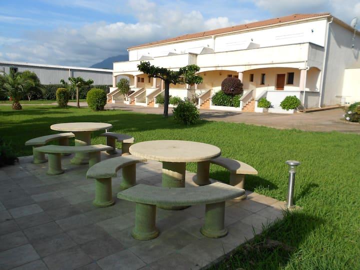 Résidence à Poggio Mezzana : appartement  T2