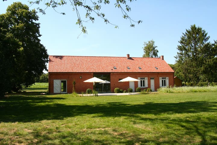 Beautiful B&B in the countryside - Beringen