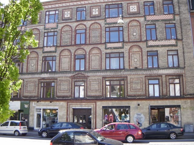 Værelse 20 kvm på Frederiksberg