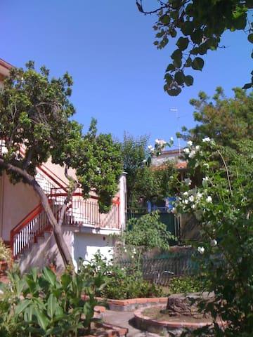 Apartment in Villa in the Green - San Giovanni La Punta - Flat