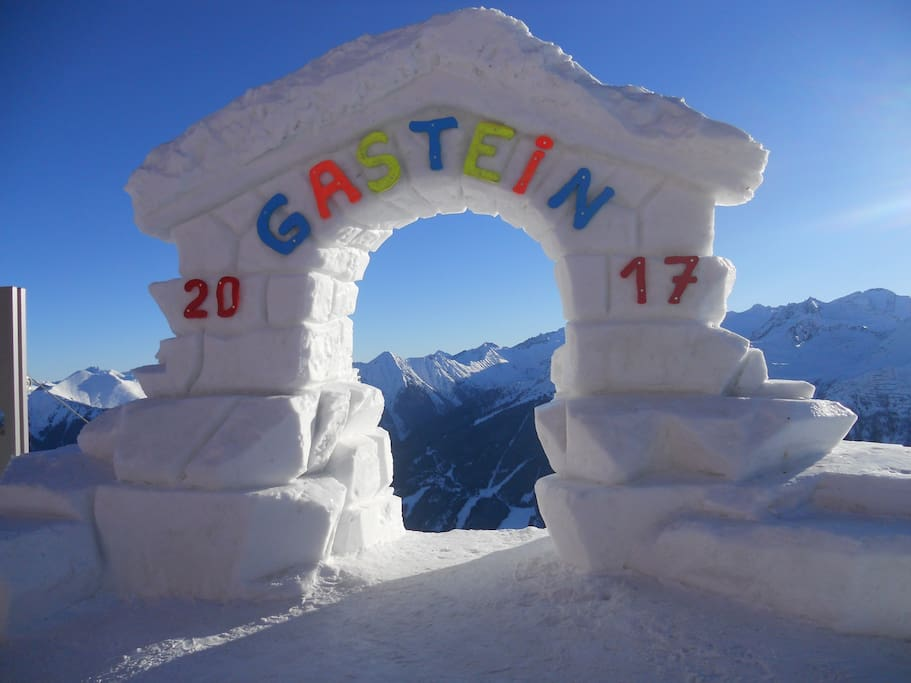Welcome to Bad Gastein!