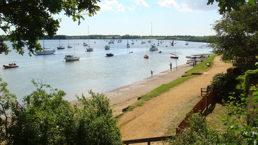 Suffolk's secret Holiday Cottage - Waldringfield  Woodbridge - Hus