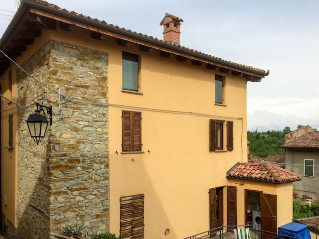 COUNTRY HOLIDAY - LIGURIA SEA - 2 - Trisobbio - Daire